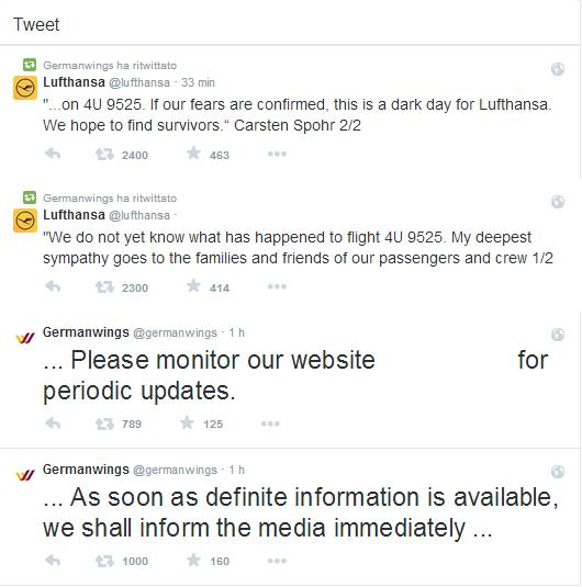 9.Germanwings rt di Lufthansa 12.27