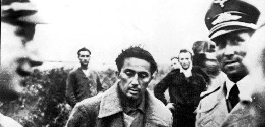 Dschugaschwili, Jakob / in deutscher Kriegsgefangenschaft 1941